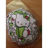 Lot De 50 Punchs Hello Kitty Livre