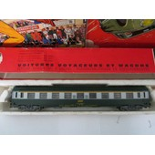 Wagons Jouef Ho Voyageurs 4692