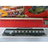 Wagons Jouef Ho Voyageurs 5291
