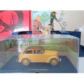 Voiture Tintin Atlas