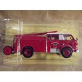 Citroen 700 Pompiers -Hachette