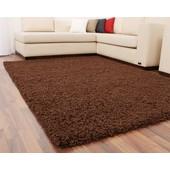 tapis shaggy marron pas cher ou d\'occasion sur Rakuten