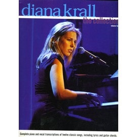 Diana Krall The collection volume Two Complete piano and vocal 12 songs