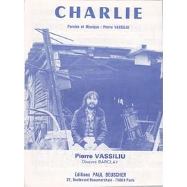 Charlie (Pierre VASSILIU)