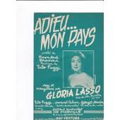Adieu Mon Pays (Gloria Lasso)