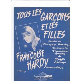 Tous les garçons et les filles (Françoise Hardy)