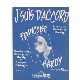 J'suis d'accord (Françoise Hardy)