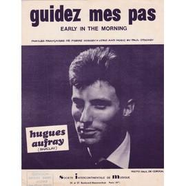 Guidez mes pas Hugues Aufray