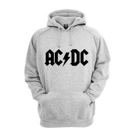 Sweat shirt ACDC gris