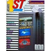 Atari 1st N� 11 Du 01/07/1988 - Les Simulateurs De Vol - Une Imprimante Pour Votre St - Musique / Midi - Initiations - Listinas - Bidouilles
