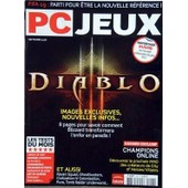 Pc Jeux N� 126 Du 01/09/2008 - Fifa 09 - Diablo / 8 Pages - Champions Online - Raven Squad - Ghostbusters - Civilization Iv Colonization - Pure - Tomb Raider Underworld - Tests / Crimes Of War - Summer Athletics - Mr Physics - Stronghold - Crusade...