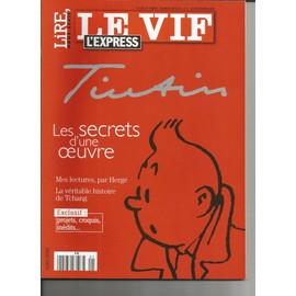 Tintin Le Vif Express Hors Serie