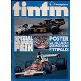 Tintin N� 91 : L'hebdoptimiste ./ Special Grands Prix