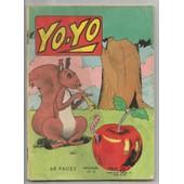 Yo.Yo Mensuel N�6 Yoyo Prof Okey Tragique Poursuitejanv 1958 N�6
