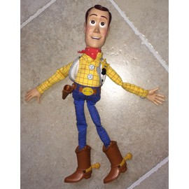 Toy Story Woody Poup�e Parlante 35 Cm