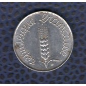 France 1963 Pi�ce De Monnaie Coin 5 Centimes �pi