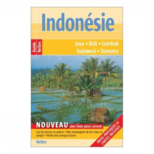 3886187829 - Berthold Schwarz: Indonésie : Sumatra, Java, Bali, Lombok, Sulawesi - Livre