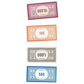 Lot De 50 Billets De Monopoly