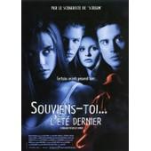Souviens-Toi L'�t� Dernier, Synopsis, Jim Gillespie Avec Jennifer Love Hewitt, Sarah Michelle Gellar