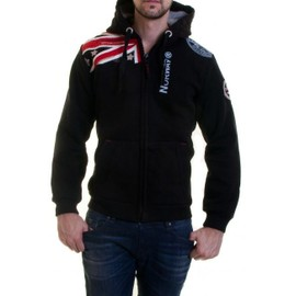 Sweat Geographical Norway Gatsby-Rouge