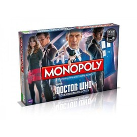 Monopoly Doctor Who Version Anglaise