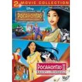 Pocahontas/Pocahontas 2 - Journey To A New World de Michael Gabriel