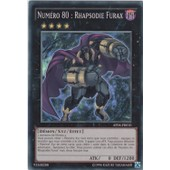 Yu-Gi-Oh! - Num�ro 80 : Rhapsodie Furax
