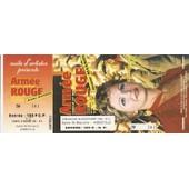 Ancien Billet De Concert Avec Talon �tat Neuf Jean Manson Et Les Choeurs De L'armee Rouge Chantent Noel � Abbeville Le 29 Novembre 1998