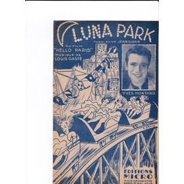 Luna Park (Yves Montand)