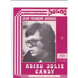 Adieu Jolie Candy (J-F Michael)