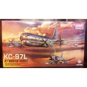 Kc-97l Jet Boosted Tanker-(Limited �dition Maquette Avion)(1/72)(Academy)(Usa).