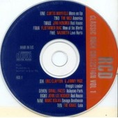 Rcd Classic Rock Collection Vol 1 Cd Compilation.