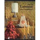 Nouveau Larousse Gastronomique de MONTAGN� (Prosper)