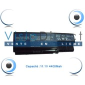 Batterie pour portable EMACHINES G620 - Visiodirect -