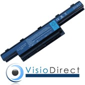 Batterie pour ordinateur portable ACER Aspire V3-571G 10.8V 4400mAh - Visiodirect -