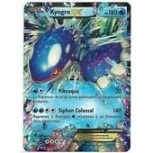 Carte Pokemon Ultra-Rare Kyogre Ex 54/160 Xy Primo Choc
