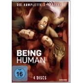 Being Human - Die Komplette 2. Staffel (4 Discs) de Sam Witwer/Sam Huntington