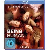 Being Human - Die Komplette 2. Staffel (2 Discs) de Sam Witwer/Sam Huntington