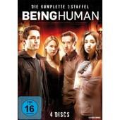 Being Human - Die Komplette 3. Staffel (4 Discs) de Sam Witwer/Sam Huntington