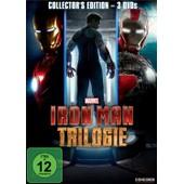 Iron Man Trilogie (Collector's Edition, 3 Discs) de Robert Downey Jr./Gwyneth Paltrow
