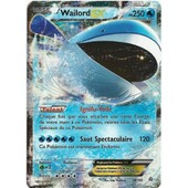 Wailord Ex 38/160 Xy Primo Choc 250 Pv