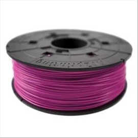 Xyzprinting Abs Plastic Filament Cartridge, 1.75 Mm Diameter, 600g, Purpurin