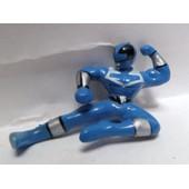 Figurine Power Rangers - Force Bleue - 3cm