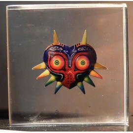 Presse Papier The Legend Of Zelda:Majora's Mask 3d