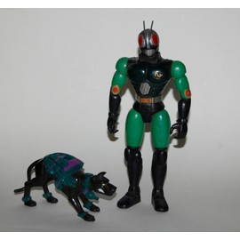 Beetle Borgs Masked Riders Lot 70/80