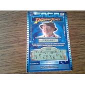 Saga Indiana Jones Fdj Ticket � Gratter Sean Connery