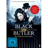 Black Butler (+ Blu-Ray) de Ayame Goriki (Shiori Genpou) Hiro Mizushima (Seba