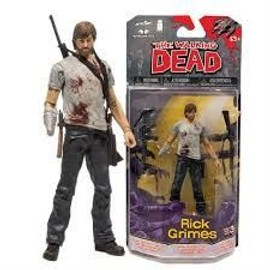 Une série 4 pour les figurines The Walking Dead TV Series COMICSBLOG