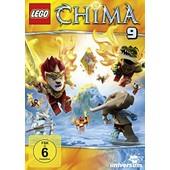 Lego: Legends Of Chima - Dvd 9 de Various