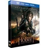 Le Hobbit : La Bataille Des Cinq Arm�es - Combo Blu-Ray+ Dvd + Copie Digitale de Peter Jackson
